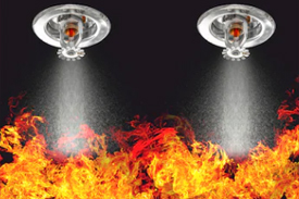 FIRE SPRINKLER SYSTEM CORROSION PREVENTION